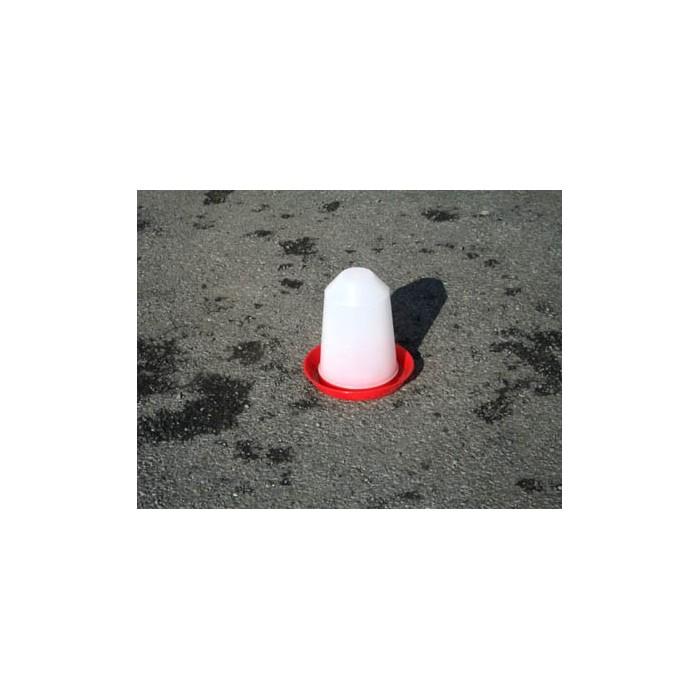 Abreuvoir 5L plastique
