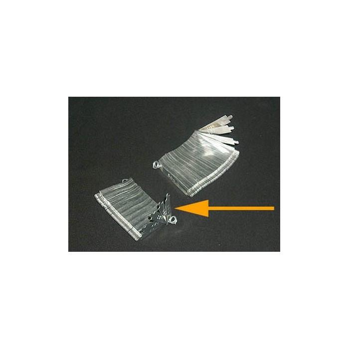 Bagues en aluminium numérotées pour perdreaux