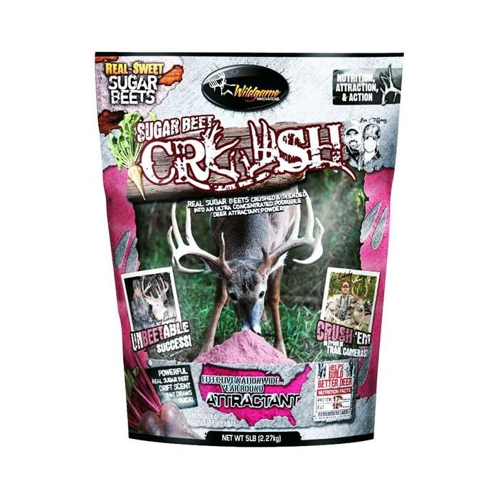 Attractant pour cervidés Sugar Beet Crush