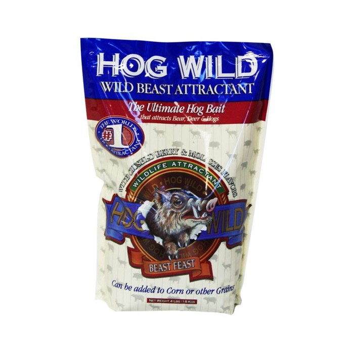 Attractant pour sangliers Hog Wild