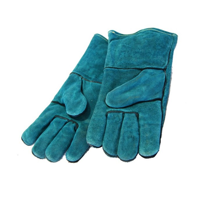 Gants de protection verts