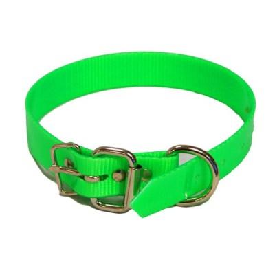 Collier fluorescent pour chien de chasse 45cm.