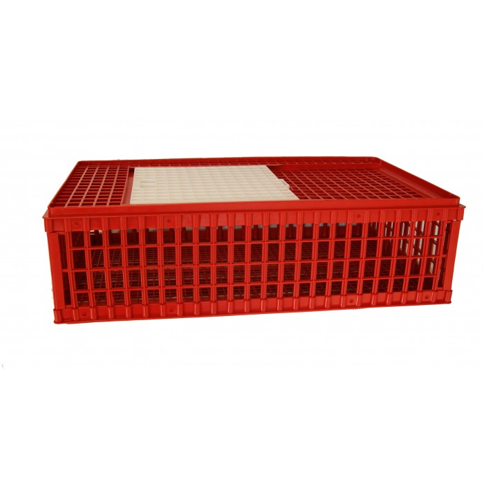 Caisse de transport pour volailles et appelants