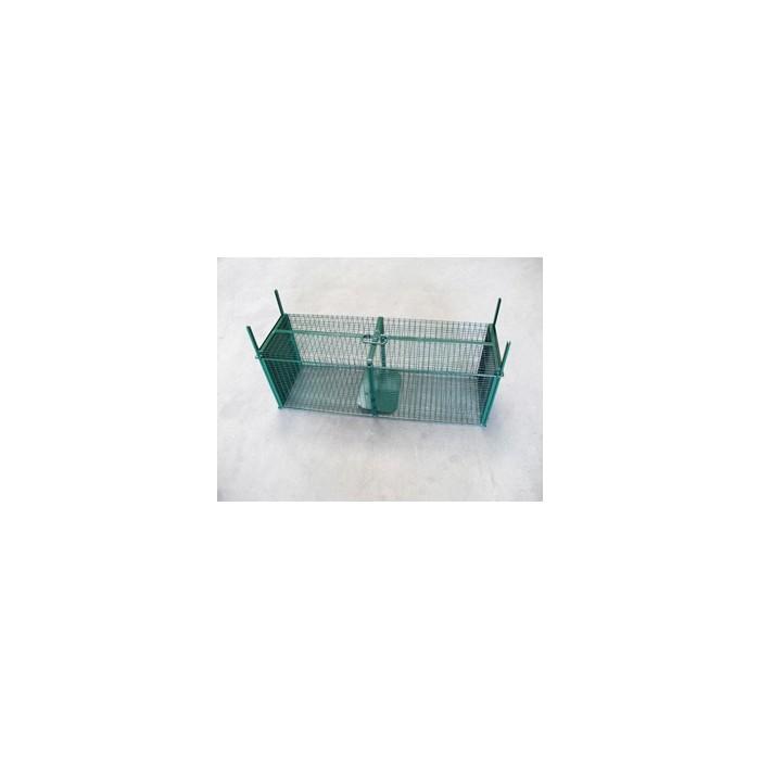 Boîte à fauves lourde 102x25x25
