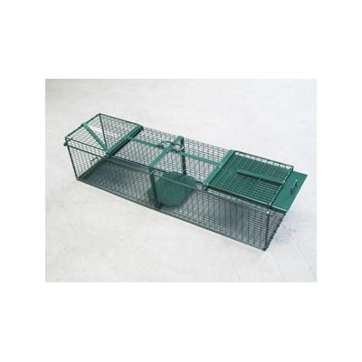 Boîte à fauves 102x25x25cm portes horizontales