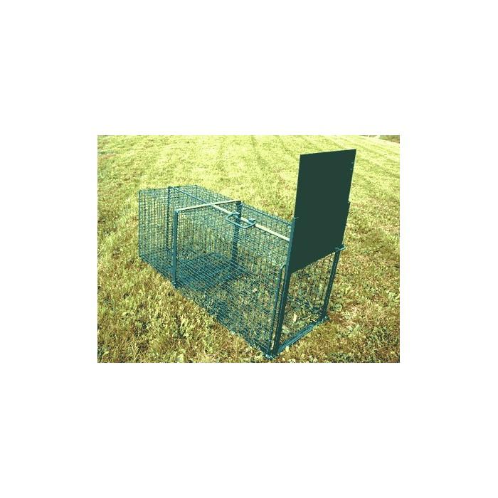 Boîte à ragondin 80x30x30