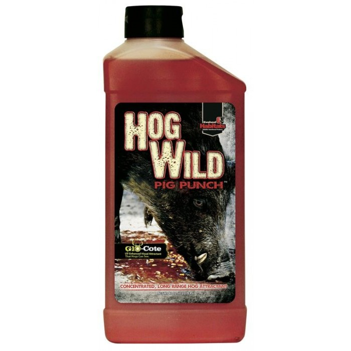 Attractant à sangliers Hog Wild Pig Punch
