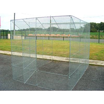 Cage à corbeaux en kit