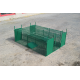 Cage 3 compartiments 150x105x45