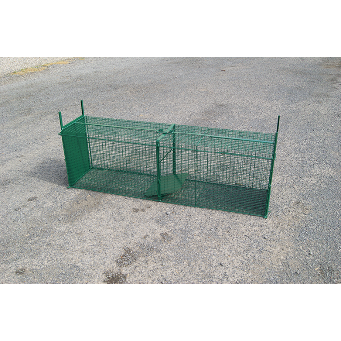 Cage 3 compartiments 150x35x45 (cage seule)