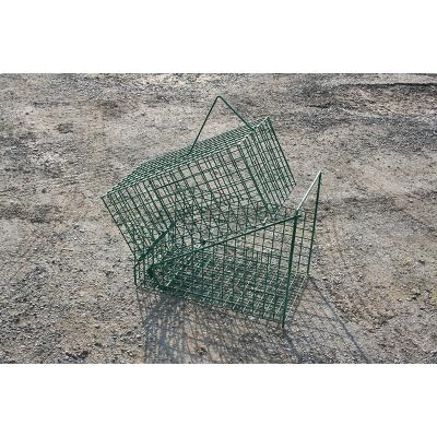 Cage à mustélidés