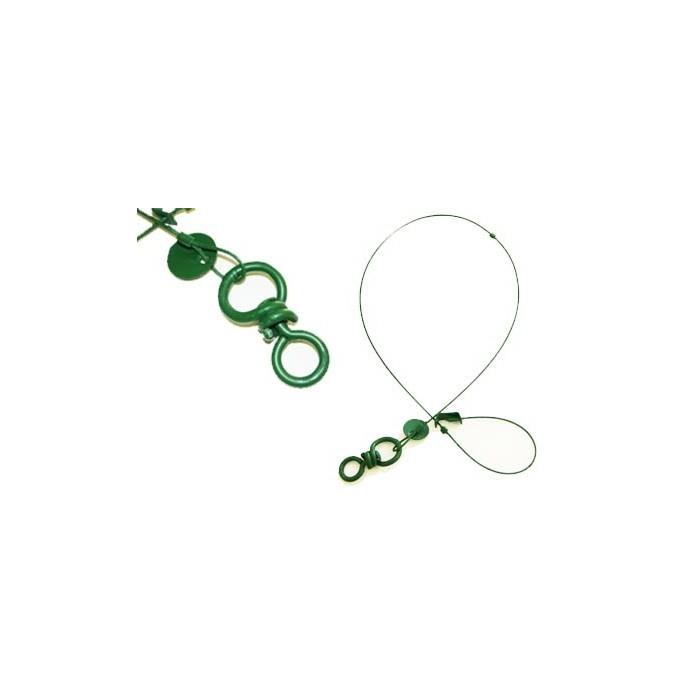 Collet en câble Français Vert