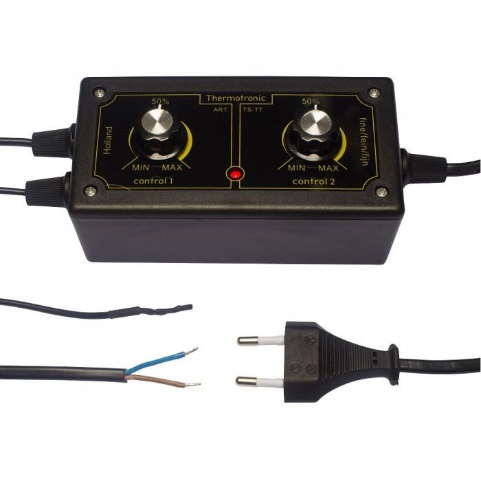 Thermostat de précision pour couveuses