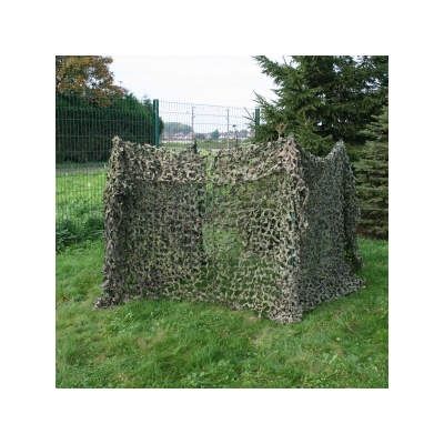 Support pour filet de camouflage en lot de 4