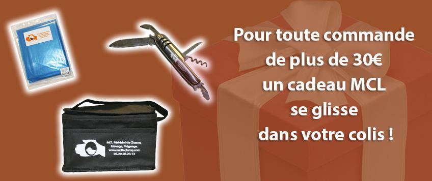 Cadeaux MCL